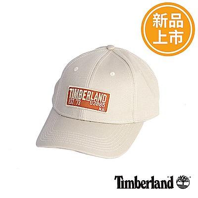 Timberland 卡其色刺繡斜織布棒球帽 @ Y!購物