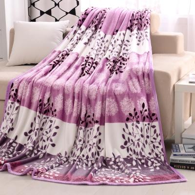 DON魔法愛戀 法蘭絨四季包邊毯