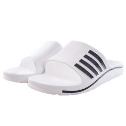 軟Q止滑室外拖鞋 白 sd0116魔法Baby