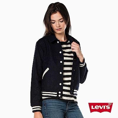 夾克外套 電繡 羊毛 - Levis