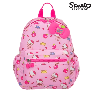 Hello Kitty 蘋果棉花糖系列-小後背包KT01K02PK