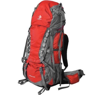 迪伯特DIBOTE 長程專業登山背包/登山包 - 80L (紅)