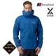 【Berghaus貝豪斯】男款頂級GT防水透氣登山連帽外套H22MV4潛水藍 product thumbnail 2