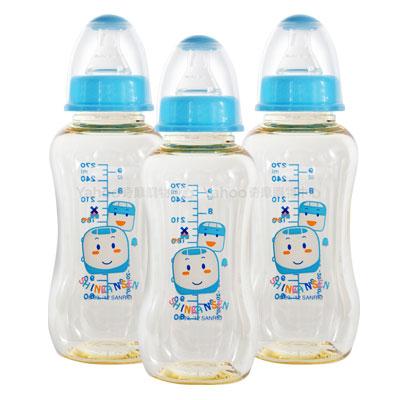 新幹線PES標準奶瓶3支(270ml)