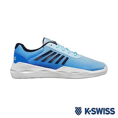 K-SWISS lnfinite Function輕量訓練鞋-男-黑/深藍