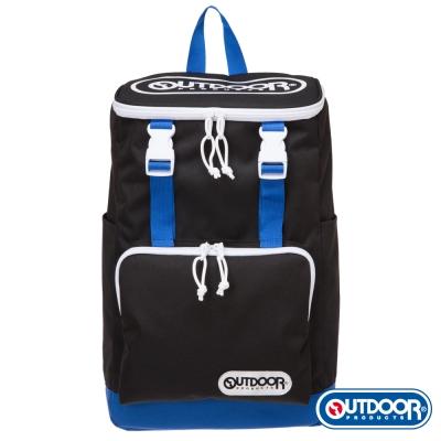 OUTDOOR-LOGO系列電腦背包-黑 OD161107BK