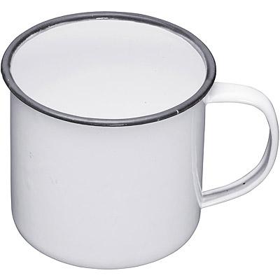 KitchenCraft 懷舊琺瑯馬克杯(550ml)