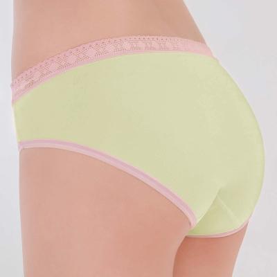 瑪登瑪朵-2015SS 低腰三角褲M-XL(柔嫩黃)