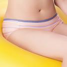 嬪婷-海灘胸罩系列M-LL超低腰平口款(歡樂紫)