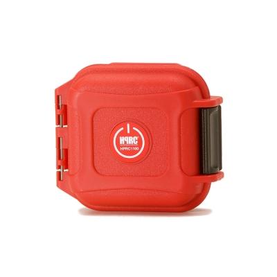 義大利 HPRC 1100 頂級防撞硬殼包-記憶卡式(公司貨)-紅色