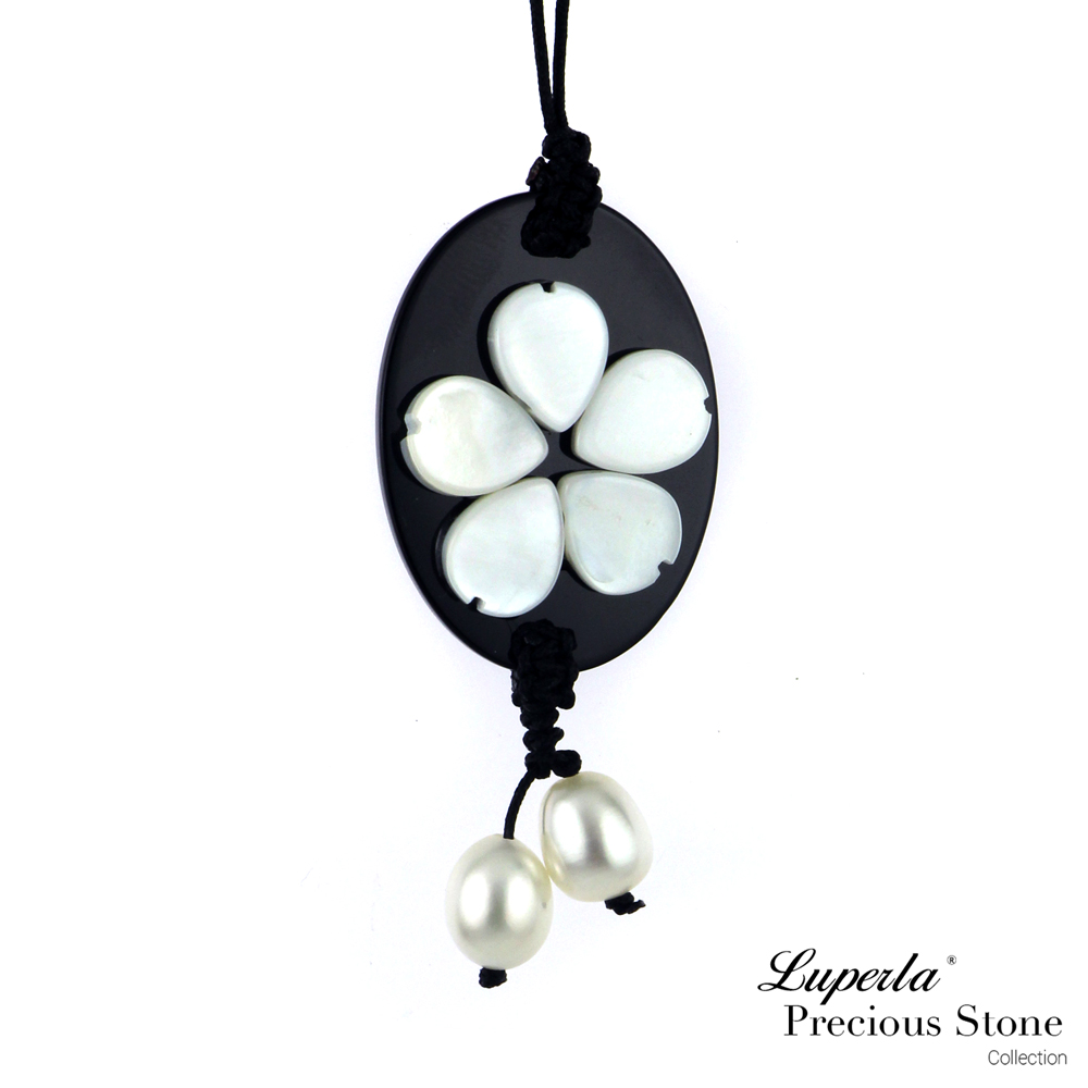 大東山珠寶 【luperla】瑪瑙櫻花吊飾