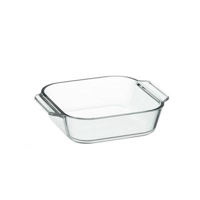【iwaki】玻璃微波烤箱盤 340ml