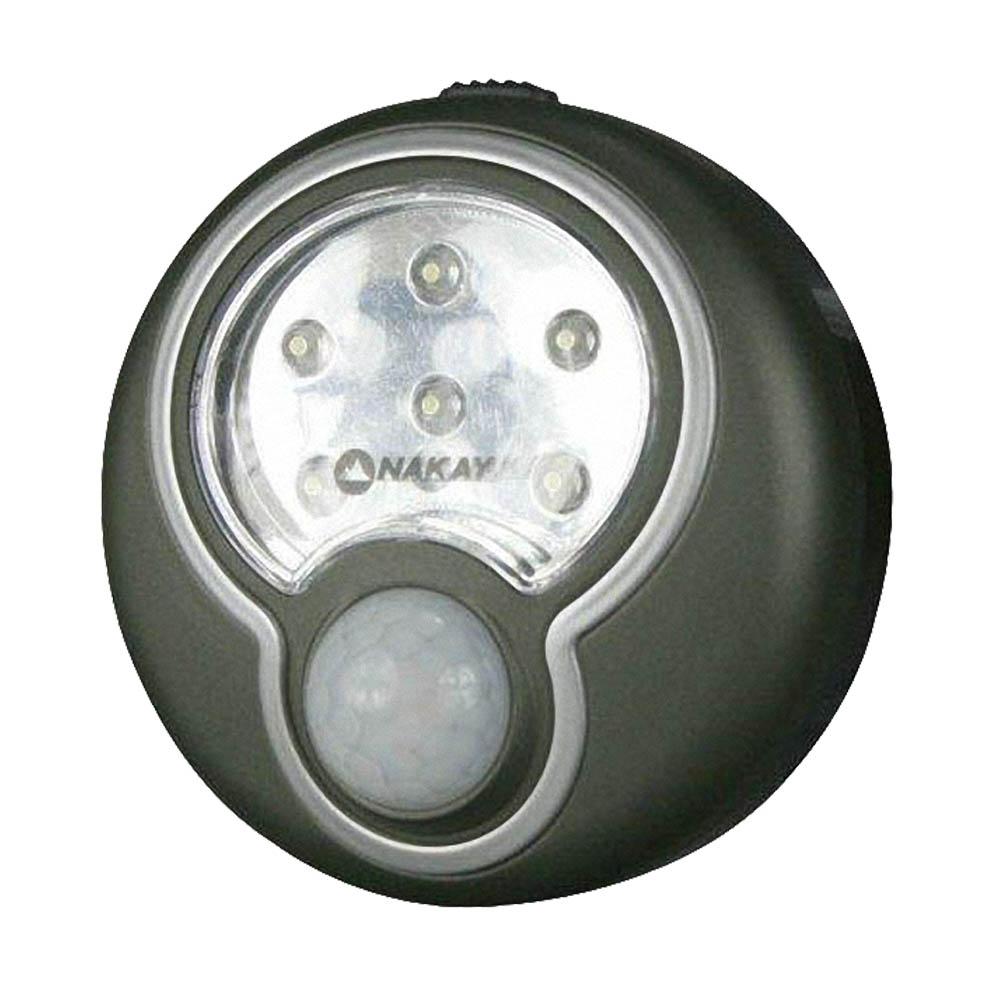 NAKAY智慧6LED紅外線感應燈NAL-1106