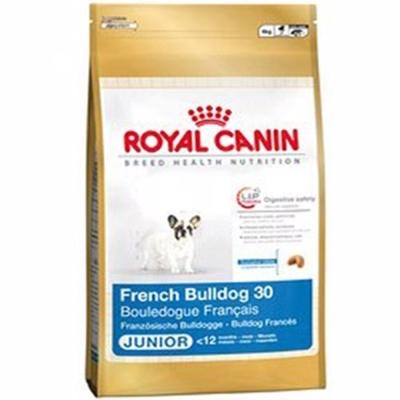 法國皇家 FMBJ30 法國鬥牛幼犬專用飼料 3KG 1入