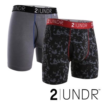 2UNDR Swing Shift四角男內褲(6吋)-GDG