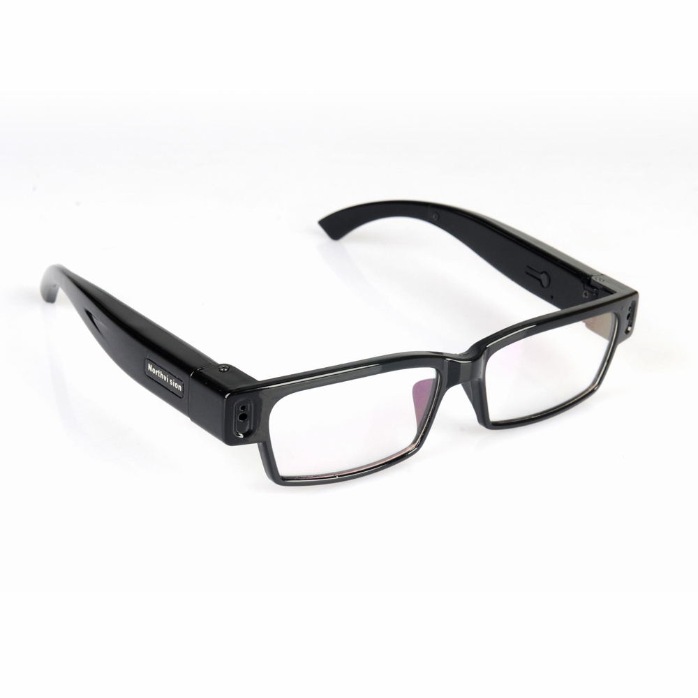 KINGNET-720P眼鏡型針孔攝錄影機送8G針孔密錄器