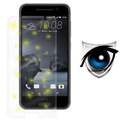 D&A HTC One A9 (5吋)日本9H藍光超潑水增豔螢幕貼