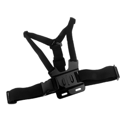 B款雙肩胸背帶 胸前綁帶(大人適用) for HERO 4 3+ 3 2