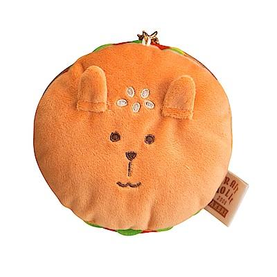 CRAFTHOLIC 宇宙人 漢堡堡兔造型萬用包