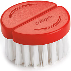 CUISIPRO 多角度菇菇刷(紅)