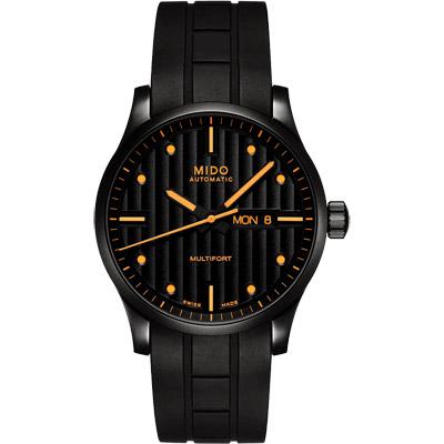 MIDO Special Edition先鋒系列典藏大三針腕錶-42mm