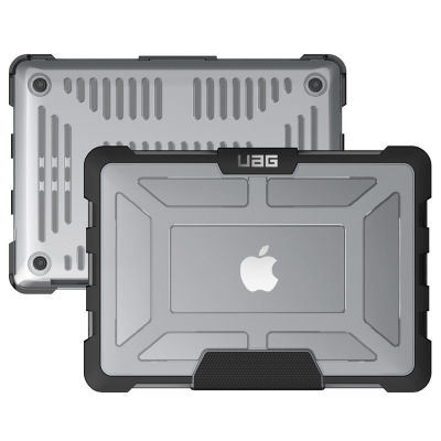 UAG New Macbook Pro 13吋耐衝擊保護殼-透明