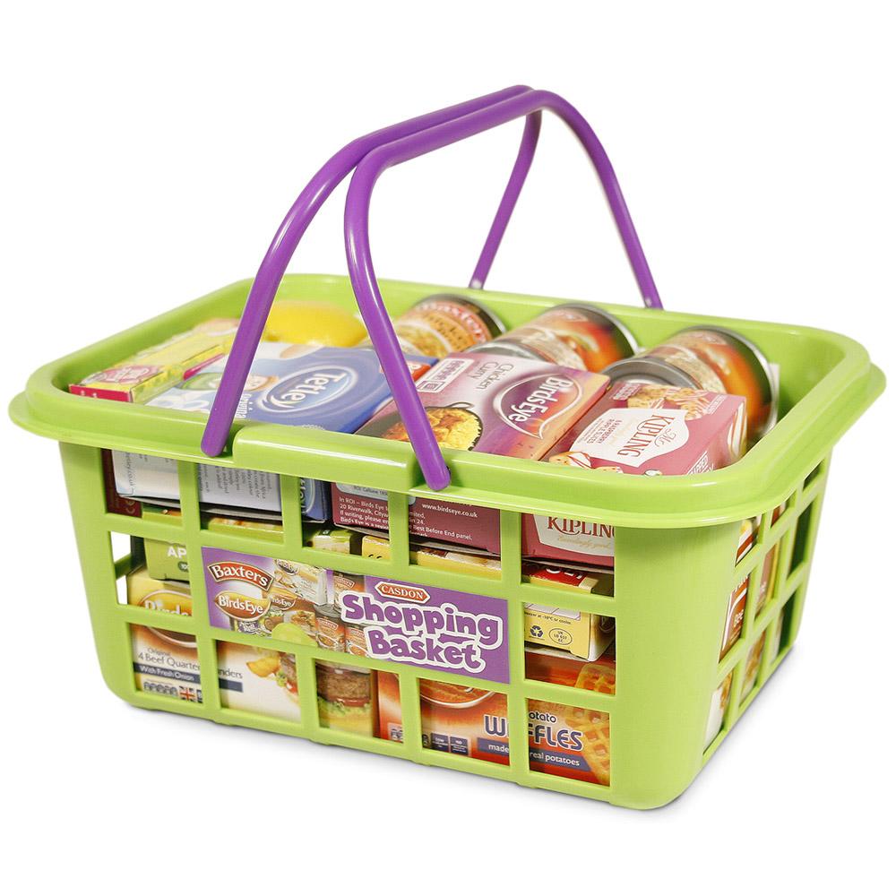 英國CASDON卡士通 -超市購物提籃組