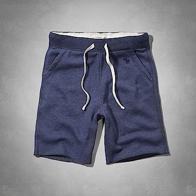 AF a&f Abercrombie & Fitch 短褲 藍色 0803