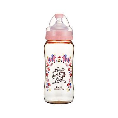 小獅王辛巴 桃樂絲PPSU寬口葫蘆大奶瓶(360ml)
