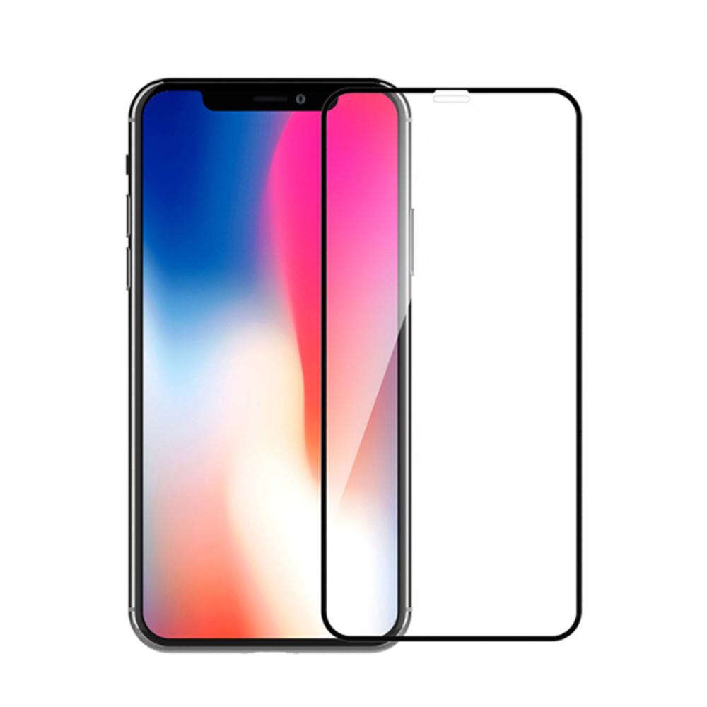 iPhone X / XS 5.8吋 9H鋼化玻璃貼 防塵滿版 2.5D保護貼
