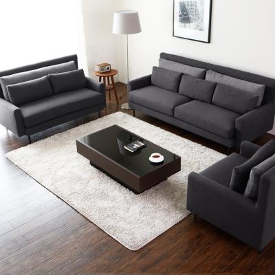 H&D INGRID英格利。舒適布沙發組1+2+3-2色