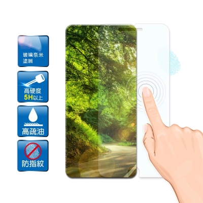 D&A HTC U11 (5.5吋)電競玻璃奈米5H螢幕保護貼