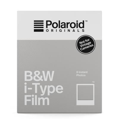 Polaroid B&W Film for i-Type 黑白底片(白框)/2盒