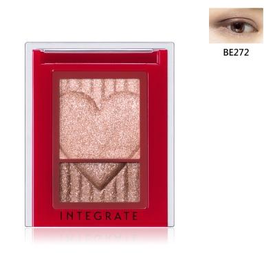INTEGRATE 印象派光透眼影盒BE272 2.5g