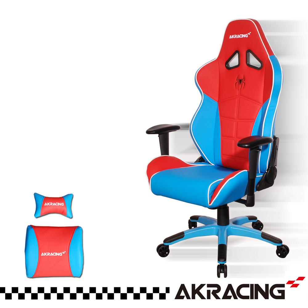 AKRACING超跑賽車電競椅旗艦款-GT58   W65*D65*H136CM