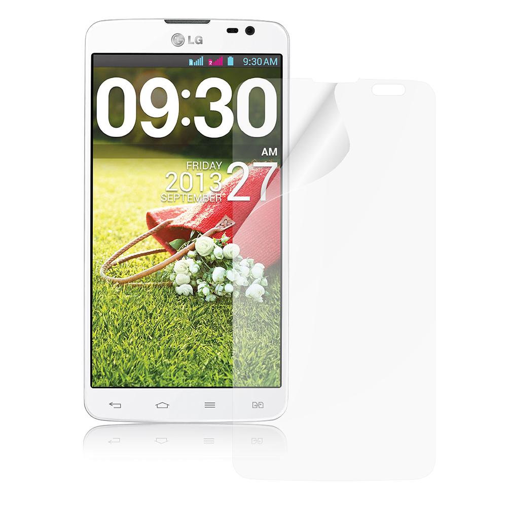 魔力 LG G Pro Lite D686 5.5吋高透光抗刮螢幕保護貼