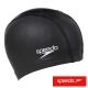 Speedo 成人 合成泳帽 Ultra Pace 黑 product thumbnail 1