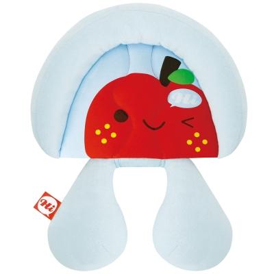 【拉孚兒 Naforye】頸頸相依護頭頸枕-蘋果