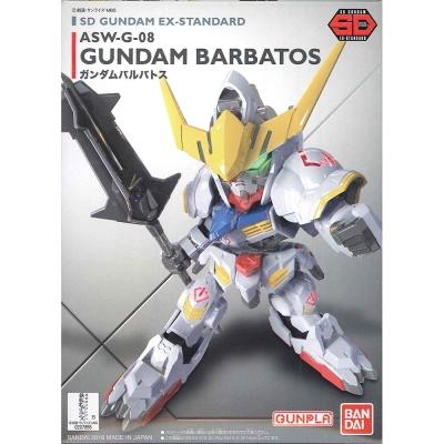 任選 BANDAI SD鋼彈 EX-S系列 獵魔鋼彈 010