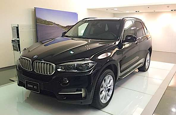 2013 BMW X5 Security 防彈車 黑
