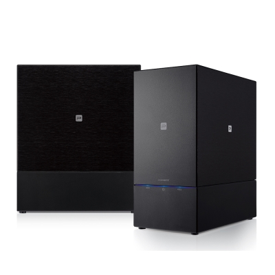 PROBOX-二層式多媒體磁碟陣列3-5吋-外接盒