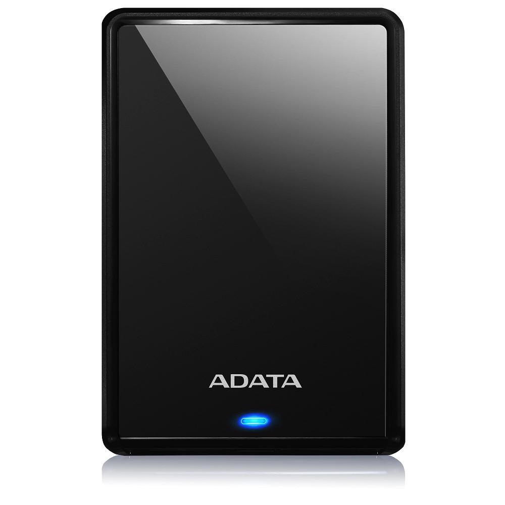 ADATA威剛 HV620S 1TB USB3.1 2.5吋行動硬碟-黑色