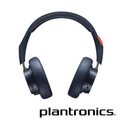 Plantronics繽特力 BackBeat GO 600藍牙音樂耳機 藏青