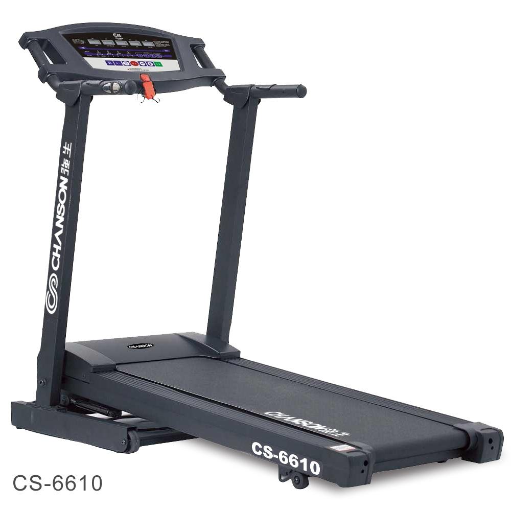 【強生CHANSON】CS-6610強生超值電動跑步機