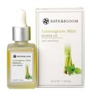 (5月任選)Bath & Bloom 檸檬草薄荷香氛油30ml-原價1200