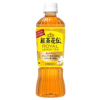 紅茶花傳 檸檬茶(470ml)