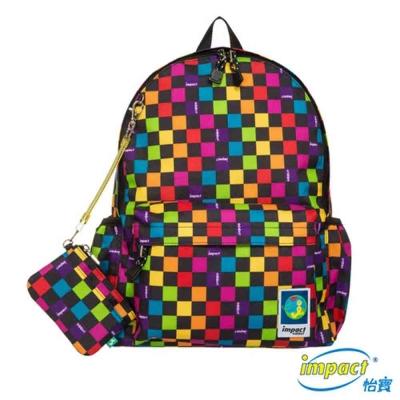 IMPACT 怡寶趣味拼色-小背包IM00C02BK