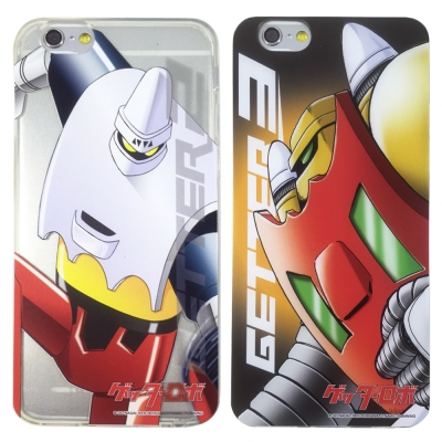 asbvc動漫IPhone6S (4.7)蓋特機器人 蓋特2號手機殼