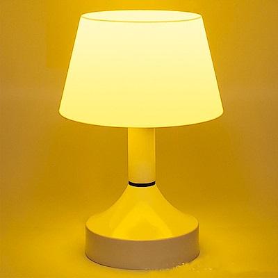 iSFun明亮蘑菇 USB充電檯燈桌燈夜燈 黃光