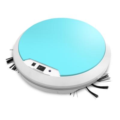 趴趴走-智慧型吸塵器機器人-藍白色-RV1LX-B